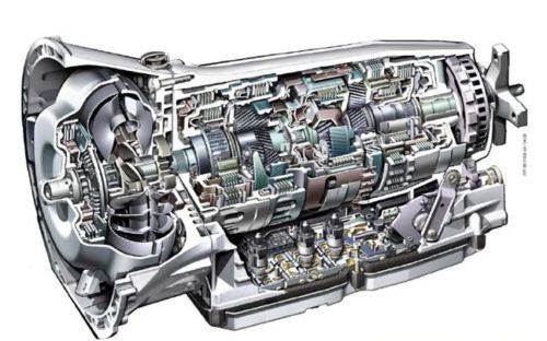 АКПП Mercedes 722.9